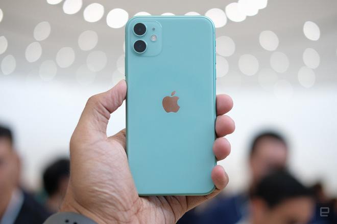 Cận cảnh iPhone 11: Chiếc iPhone flagship giá rẻ nhất của Apple - Ảnh 2.