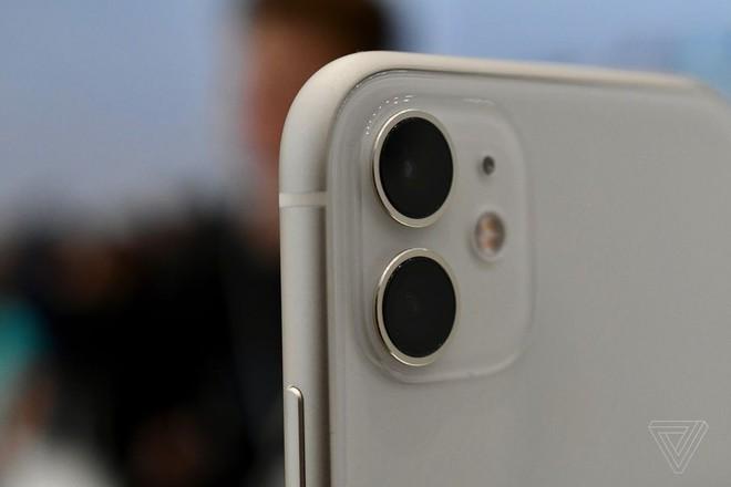 Cận cảnh iPhone 11: Chiếc iPhone flagship giá rẻ nhất của Apple - Ảnh 3.