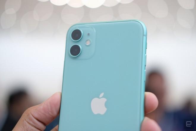 Cận cảnh iPhone 11: Chiếc iPhone flagship giá rẻ nhất của Apple - Ảnh 10.