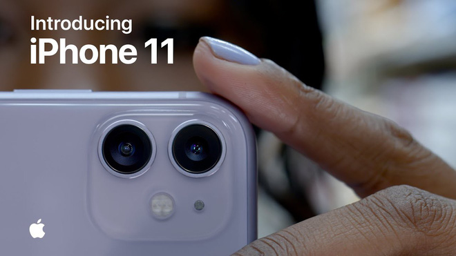 Không cần antifan phải chọc ngoáy, tự Apple biết cách đùa với cụm camera mới trên iPhone 11 - Ảnh 1.