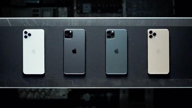 """iPhone 11 Pro màu """"xanh bóng đêm"""" mới liệu có gây sốt như iPhone màu """"vàng hồng"""" trước đây? - Ảnh 1."""