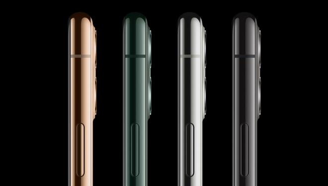 """iPhone 11 Pro màu """"xanh bóng đêm"""" mới liệu có gây sốt như iPhone màu """"vàng hồng"""" trước đây? - Ảnh 2."""