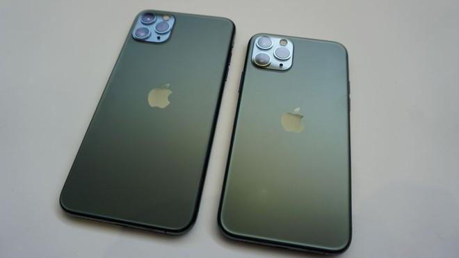 """iPhone 11 Pro màu """"xanh bóng đêm"""" mới liệu có gây sốt như iPhone màu """"vàng hồng"""" trước đây? - Ảnh 13."""