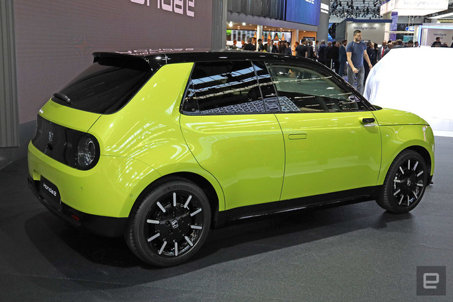 Honda tiết lộ giá bán xe hơi điện siêu dễ thương với cái tên ngắn gọn E - Ảnh 2.