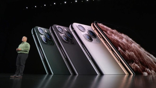 Apple ra mắt iPhone 11 Pro và iPhone 11 Pro Max: Thiết kế pro, màn hình pro, hiệu năng pro, pin pro, camera pro và mức giá cũng pro - Ảnh 3.