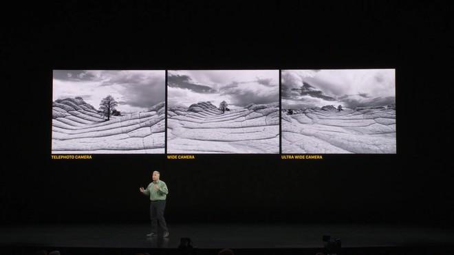 Apple ra mắt iPhone 11 Pro và iPhone 11 Pro Max: Thiết kế pro, màn hình pro, hiệu năng pro, pin pro, camera pro và mức giá cũng pro - Ảnh 17.