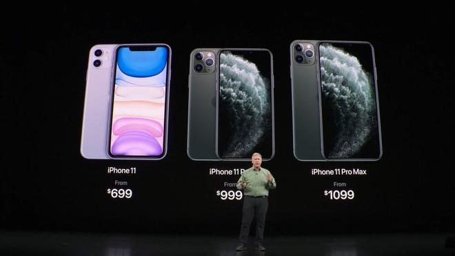 Apple ra mắt iPhone 11 Pro và iPhone 11 Pro Max: Thiết kế pro, màn hình pro, hiệu năng pro, pin pro, camera pro và mức giá cũng pro - Ảnh 22.