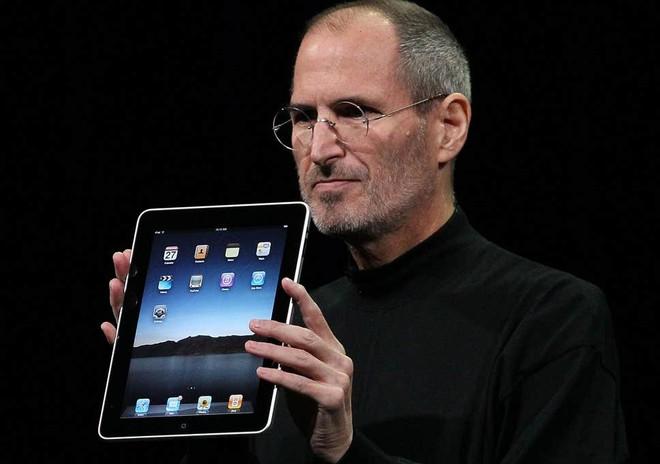 Cái chết của 9.7: Cái chết của iPad trong tầm nhìn Steve Jobs - Ảnh 1.