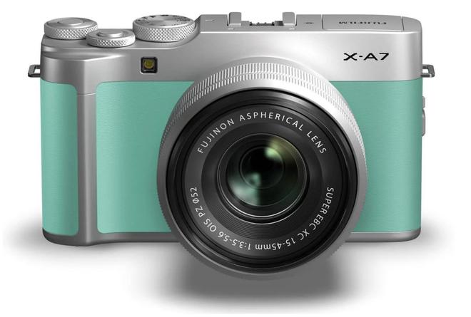 Fujifilm công bố máy ảnh không gương lật X-A7: Ngàm X-mount, giá rẻ chỉ 700 USD - Ảnh 1.