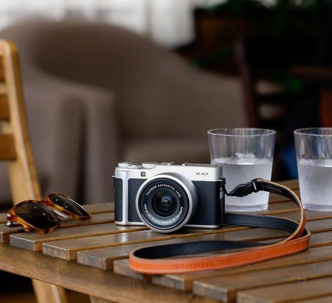 Fujifilm công bố máy ảnh không gương lật X-A7: Ngàm X-mount, giá rẻ chỉ 700 USD - Ảnh 4.