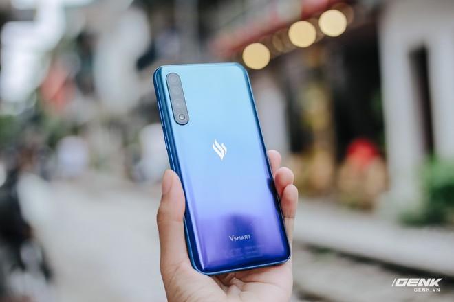 Đánh giá Vsmart Live: Smartphone Việt đáng mua nhất từ trước đến nay - Ảnh 4.