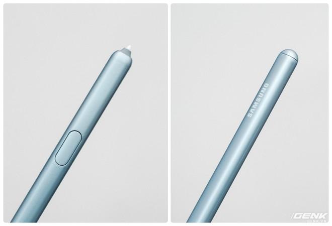Mở hộp Galaxy Tab S6: Tablet Android tốt nhất nay đã tốt hơn, thêm trackpad, SPen sạc không dây, vân tay trong màn hình và camera kép - Ảnh 10.