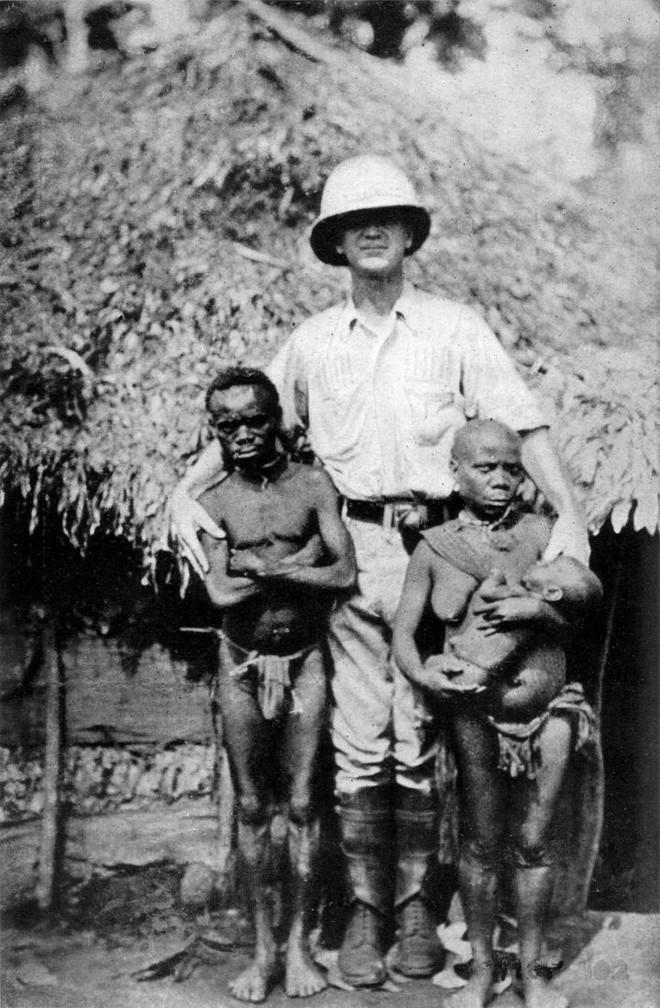 Thế giới thực sự tồn tại chủng người lùn như người hobbit tại Châu Phi - Ảnh 1.