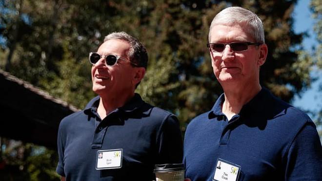 CEO Disney rời vị trí trong Ban giám đốc Apple trước thềm sự kiện ra mắt dịch vụ stream mới Apple TV Plus - Ảnh 1.