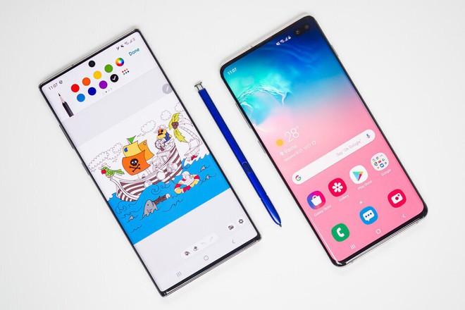 Samsung Galaxy S và Galaxy Note có thể sẽ được hợp nhất vào năm tới - Ảnh 2.