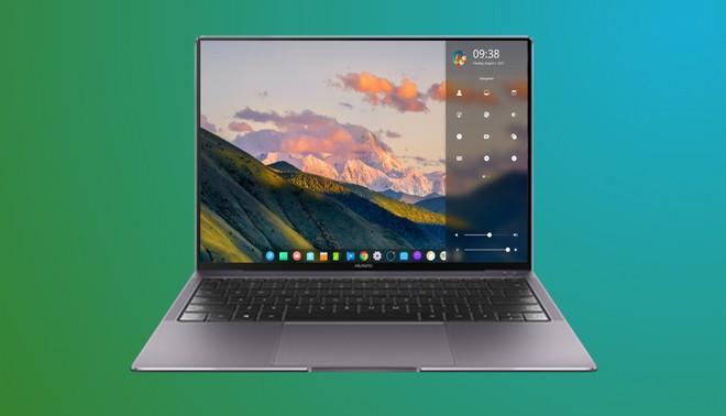 Không dùng Windows, Huawei bắt đầu sản xuất laptop chạy Linux - Ảnh 1.