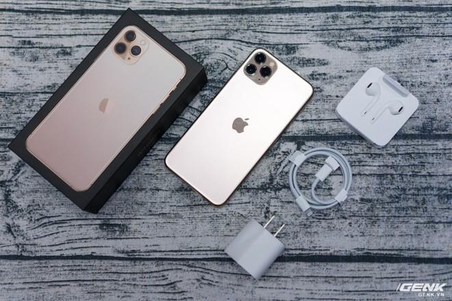 iPhone 11 Pro Max về Việt Nam trước ngày Apple mở bán - Ảnh 3.