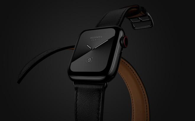 Hợp tác với Hermès, Apple Watch bước ra ngoài giới hạn của một thiết bị công nghệ - Ảnh 1.