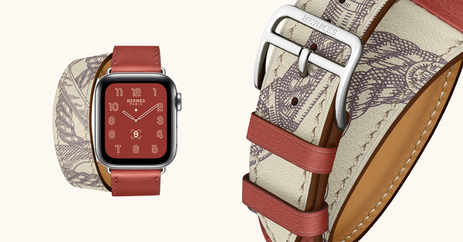 Hợp tác với Hermès, Apple Watch bước ra ngoài giới hạn của một thiết bị công nghệ - Ảnh 4.