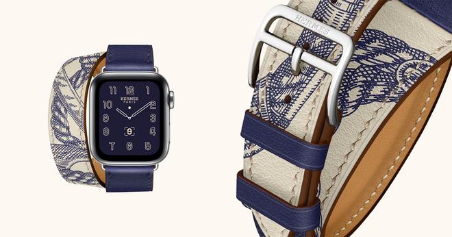 Hợp tác với Hermès, Apple Watch bước ra ngoài giới hạn của một thiết bị công nghệ - Ảnh 5.