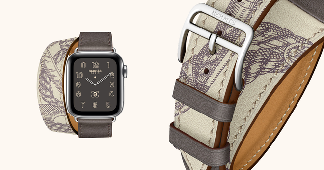 Hợp tác với Hermès, Apple Watch bước ra ngoài giới hạn của một thiết bị công nghệ - Ảnh 6.