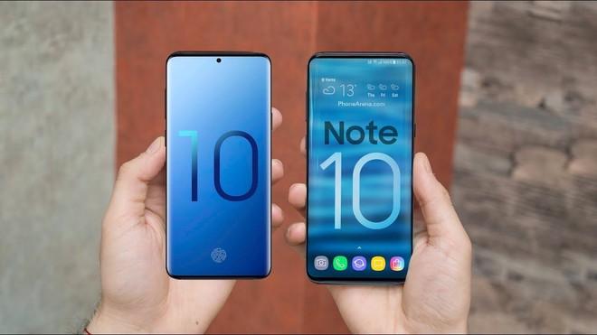 Từng là flagship một thời, vì sao Galaxy S8 và Galaxy Note 8 không được Samsung cập nhật lên Android 10? - Ảnh 2.