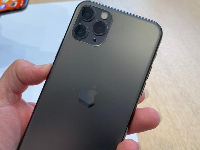 iPhone 11, iPhone 11 Pro và 11 Pro Max vẫn sử dụng chip modem của Intel thay vì Qualcomm - Ảnh 1.