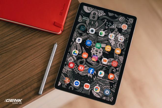 Đánh giá Samsung Galaxy Tab S6: Bạn có muốn mua máy tính bảng Android? - Ảnh 1.