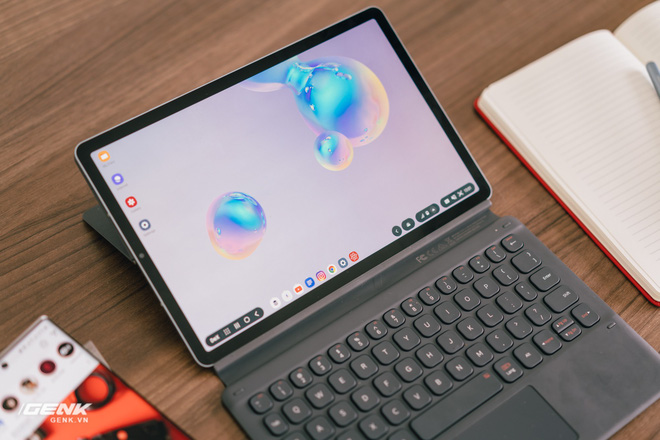 Đánh giá Samsung Galaxy Tab S6: Bạn có muốn mua máy tính bảng Android? - Ảnh 23.