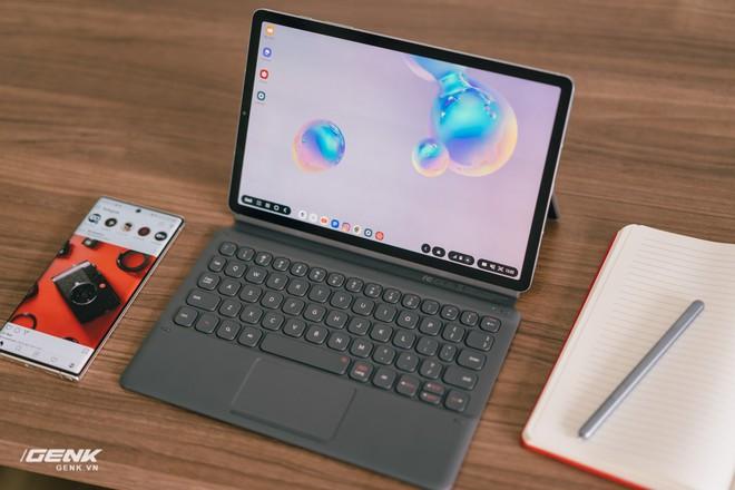 Đánh giá Samsung Galaxy Tab S6: Bạn có muốn mua máy tính bảng Android? - Ảnh 25.