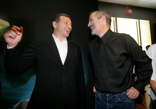 CEO Disney: Steve Jobs mà còn sống thì Apple và Disney đã sáp nhập rồi - Ảnh 1.
