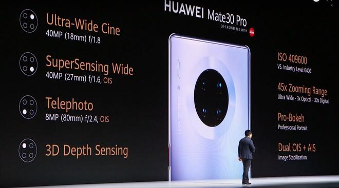 Đã có người cài đặt thành công Google Play Store lên Huawei Mate 30 - Ảnh 1.
