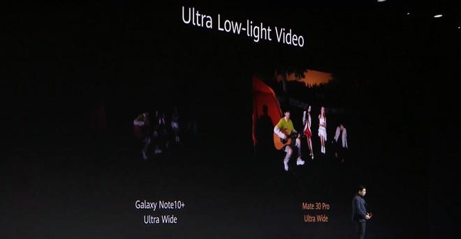 Huawei Mate 30 và Mate 30 Pro ra mắt: Màn hình chân trời, slow-motion 7680fps, loại bỏ nút vật lý, không có dịch vụ Google - Ảnh 30.