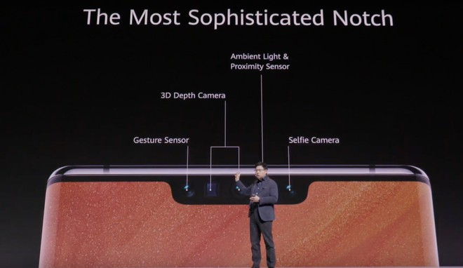 Huawei Mate 30 và Mate 30 Pro ra mắt: Màn hình chân trời, slow-motion 7680fps, loại bỏ nút vật lý, không có dịch vụ Google - Ảnh 5.