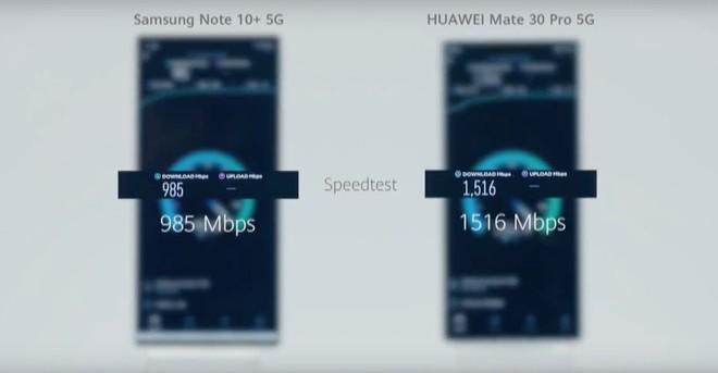 Huawei Mate 30 và Mate 30 Pro ra mắt: Màn hình chân trời, slow-motion 7680fps, loại bỏ nút vật lý, không có dịch vụ Google - Ảnh 13.
