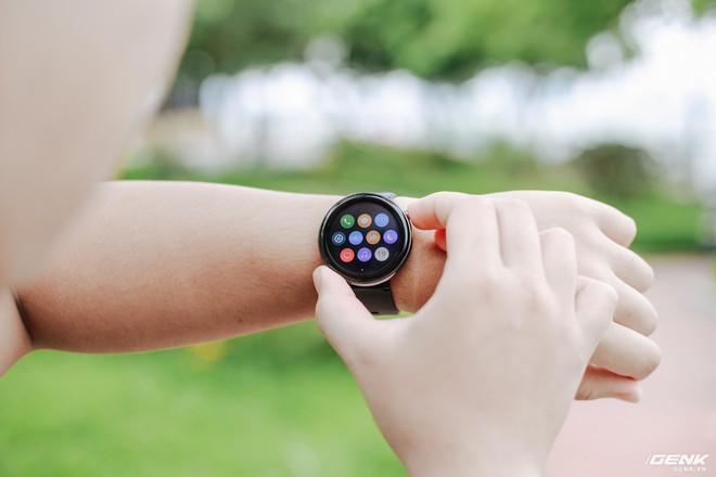 Trên tay smartwatch Amazfit Verge 2: Thiết kế đẹp và cứng cáp, nhiều tính năng thông minh, giá 3.7 triệu đồng - Ảnh 10.