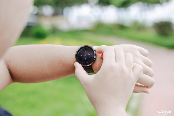 Trên tay smartwatch Amazfit Verge 2: Thiết kế đẹp và cứng cáp, nhiều tính năng thông minh, giá 3.7 triệu đồng - Ảnh 12.