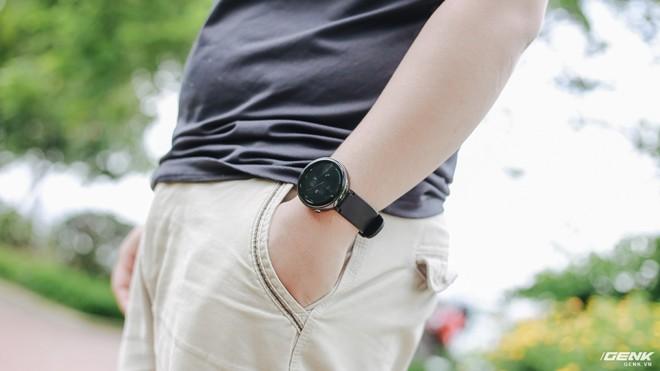Trên tay smartwatch Amazfit Verge 2: Thiết kế đẹp và cứng cáp, nhiều tính năng thông minh, giá 3.7 triệu đồng - Ảnh 1.