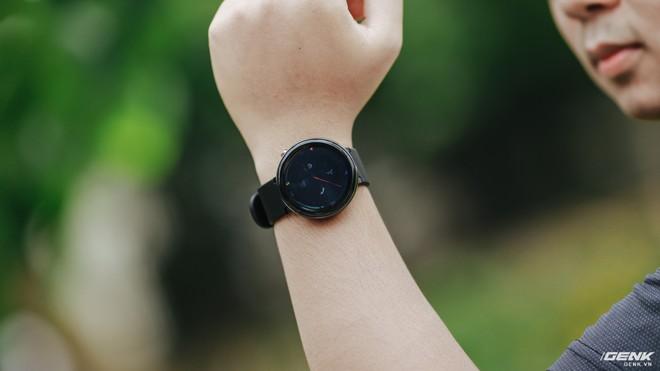 Trên tay smartwatch Amazfit Verge 2: Thiết kế đẹp và cứng cáp, nhiều tính năng thông minh, giá 3.7 triệu đồng - Ảnh 2.