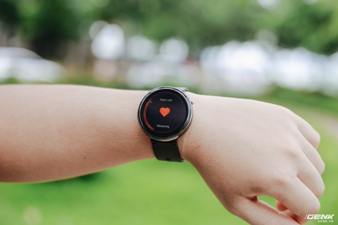 Trên tay smartwatch Amazfit Verge 2: Thiết kế đẹp và cứng cáp, nhiều tính năng thông minh, giá 3.7 triệu đồng - Ảnh 15.