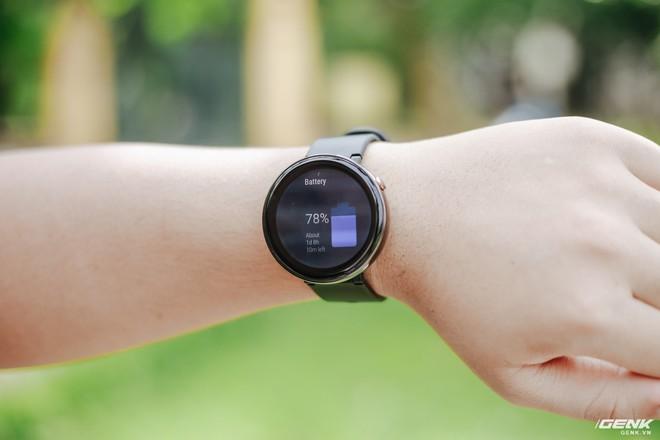 Trên tay smartwatch Amazfit Verge 2: Thiết kế đẹp và cứng cáp, nhiều tính năng thông minh, giá 3.7 triệu đồng - Ảnh 17.