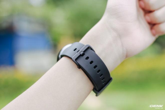 Trên tay smartwatch Amazfit Verge 2: Thiết kế đẹp và cứng cáp, nhiều tính năng thông minh, giá 3.7 triệu đồng - Ảnh 9.