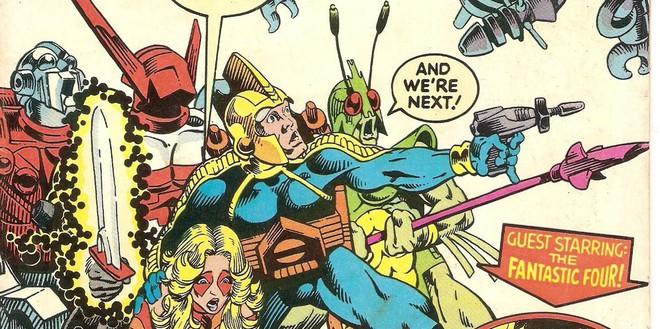 10 Nhân vật truyện tranh Marvel đã biến mất sau khi đạt được sự nổi tiếng nhất thời - Ảnh 6.