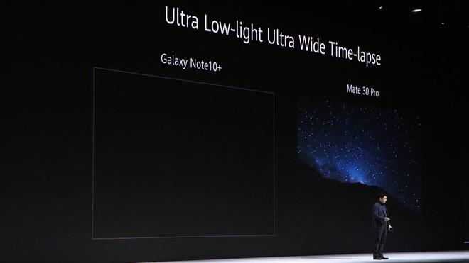Huawei dìm hàng iPhone 11 Pro Max và Galaxy Note 10+ tại sự kiện ra mắt Mate 30 Pro như thế nào? - Ảnh 19.