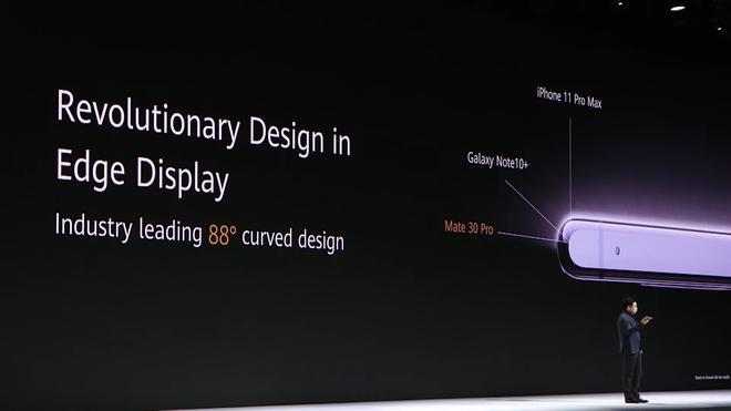 Huawei Mate 30 và Mate 30 Pro ra mắt: Màn hình chân trời, slow-motion 7680fps, loại bỏ nút vật lý, không có dịch vụ Google - Ảnh 2.