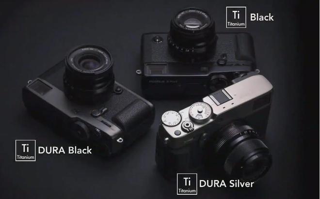 Lộ những hình ảnh đầu tiên về Fujifilm X-Pro3: Thân máy titan, 2 màn hình, giả lập film mới - Ảnh 1.
