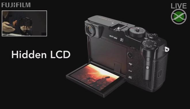 Lộ những hình ảnh đầu tiên về Fujifilm X-Pro3: Thân máy titan, 2 màn hình, giả lập film mới - Ảnh 7.