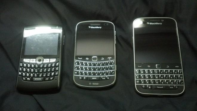 Giới trẻ Trung Quốc đam mê BlackBerry vì muốn trốn khỏi internet - Ảnh 1.