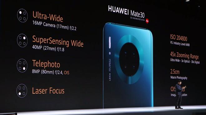 Khi các ông lớn chạy theo nhiếp ảnh trí tuệ, smartphone Trung Quốc lại chạy theo những con số thật là to - Ảnh 2.