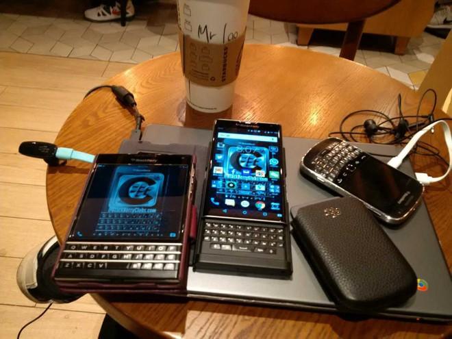 Giới trẻ Trung Quốc đam mê BlackBerry vì muốn trốn khỏi internet - Ảnh 3.